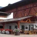 Buschenschank terrazza